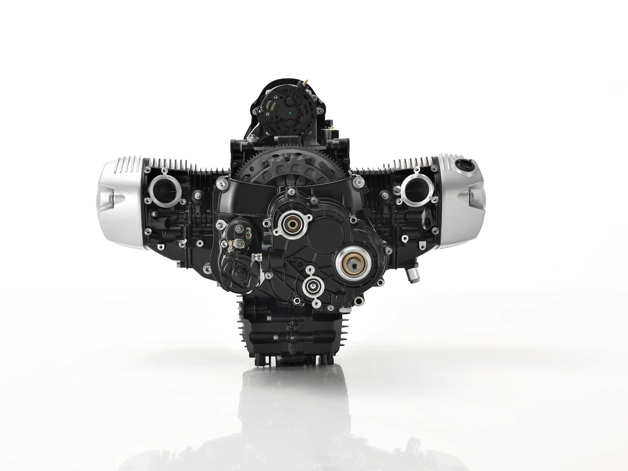 bmw r 1200 gs  boxer engine 2009 2012