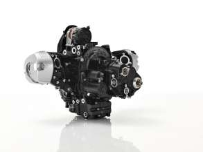 BMW R 1200 GS, boxer engine 2009-2012 (10/2012)