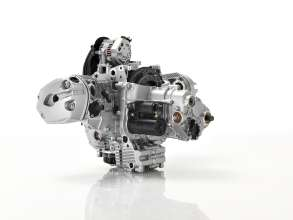 BMW R 1200 GS, boxer engine 2003-2009 (10/2012)