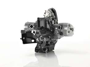 BMW R 1150 GS, boxer engine1999-2003 (10/2012)