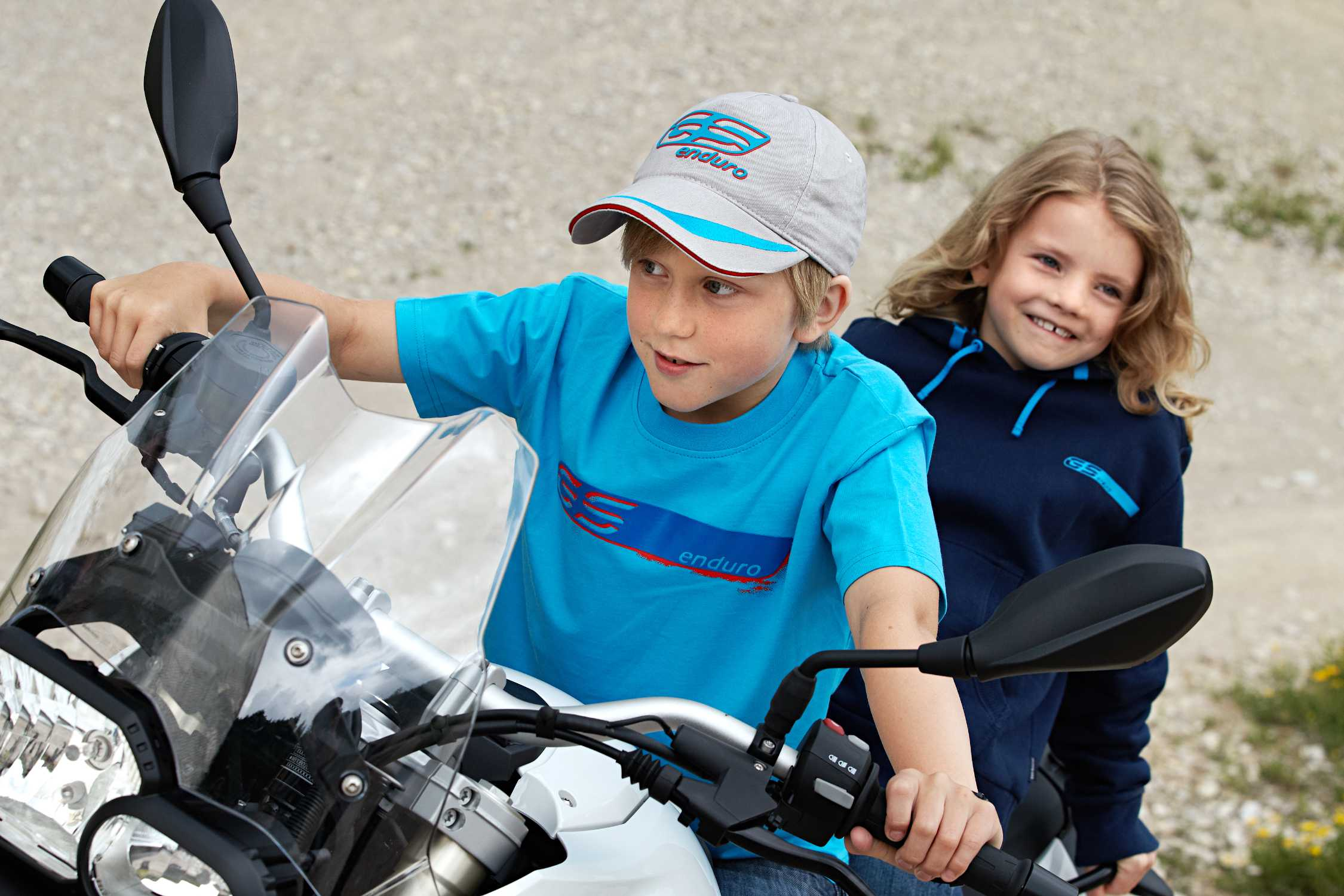 motorrad kids