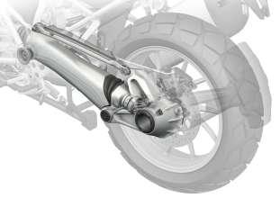 BMW R 1200 GS, BMW Motorrad EVO Paralever (10/2012)