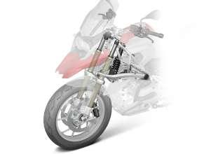 BMW R 1200 GS, BMW Motorrad Telelever (10/2012)