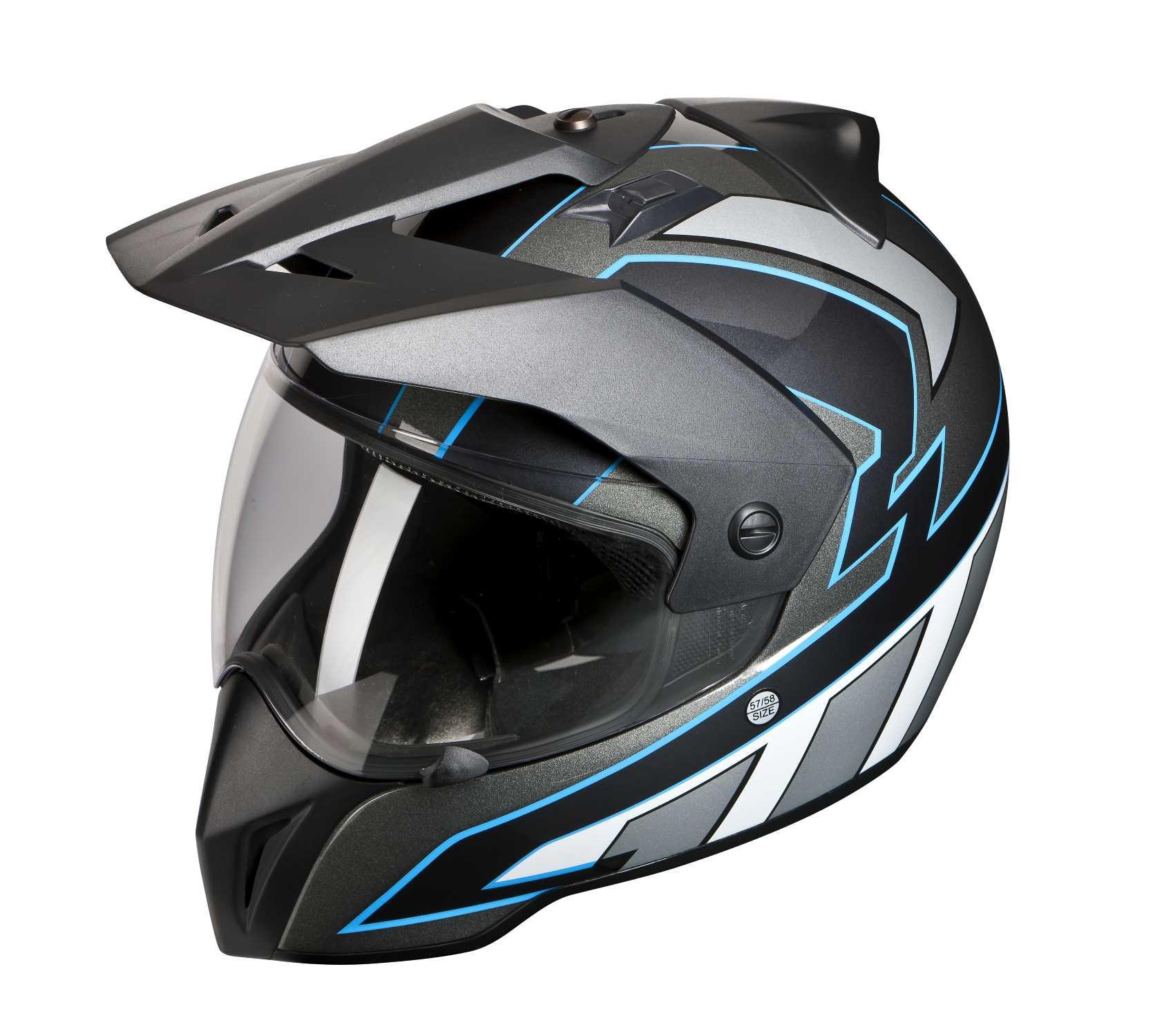 bmw motorrad ride 2013 enduro helmet 09 2012. Black Bedroom Furniture Sets. Home Design Ideas