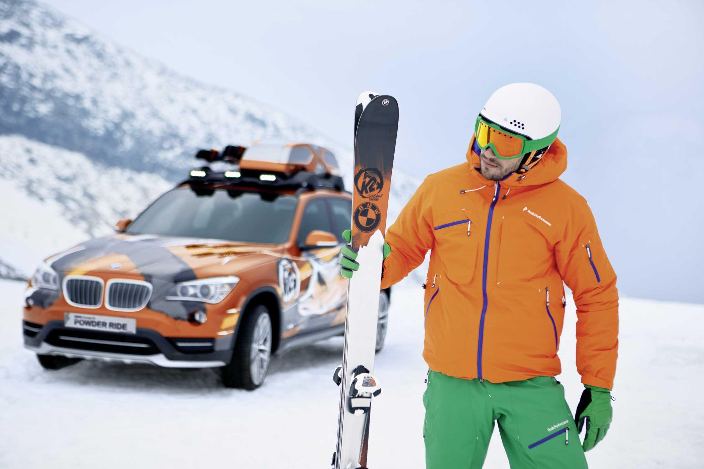 bmw group designworksusa and k2 bring new ski design on the slopes limited edition ski for. Black Bedroom Furniture Sets. Home Design Ideas