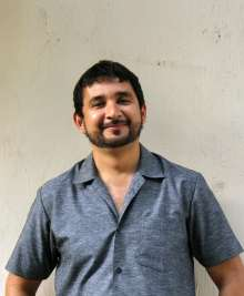 Héctor Zamora: Mexican artist. BMW Guggenheim Lab Team Member – Mumbai. Photo: Arjunan Sanjayan. © Solomon R. Guggenheim Foundation (10/2012).