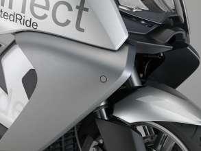 BMW Motorrad ConnectedRide - Urban Safety Concept (C 650 GT) - Ultra sound sensor (10/2012)