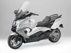 BMW Motorrad ConnectedRide - Urban Safety Concept (C 650 GT) (10/2012)