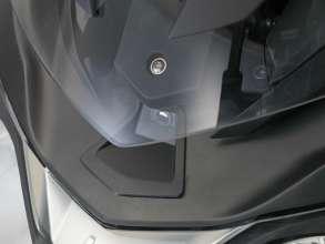 BMW Motorrad ConnectedRide - Urban Safety Concept (C 650 GT) – Camera based (10/2012)