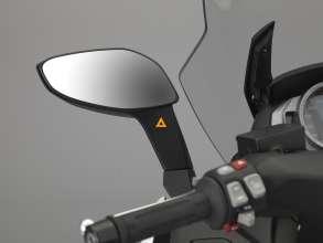 BMW Motorrad ConnectedRide - Urban Safety Concept (C 650 GT) – Blind spot detection (10/2012)