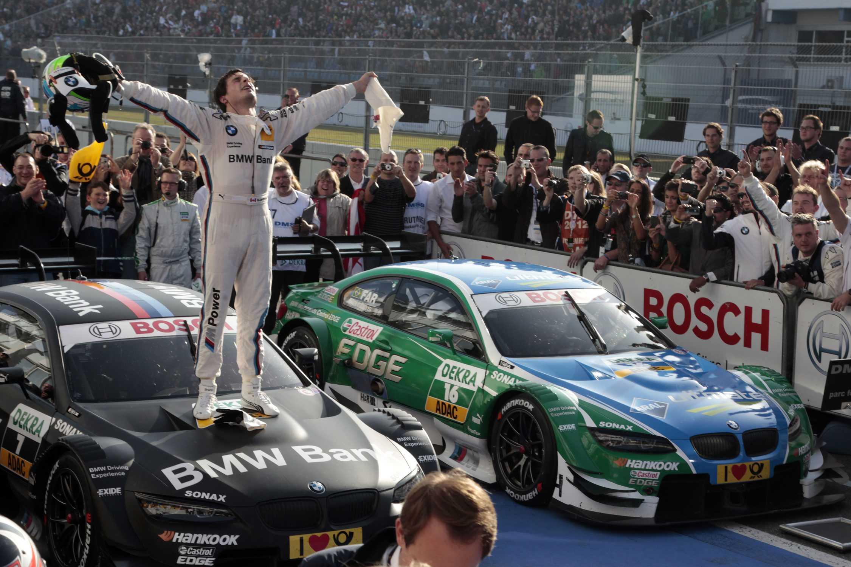 Dream Comeback A Look Back At Bmw Motorsport S Dtm Season