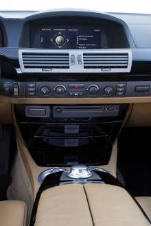 25 years of BMW 12-cylinder engines - BMW 760Li (E66). (10/2012)