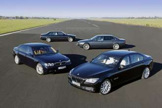 25 years of BMW 12-cylinder. (10/2012)