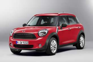 MINI Countryman (11/2012)