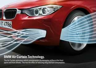 BMW EfficientDynamics: BMW Air Curtain Technology. (11/2012)
