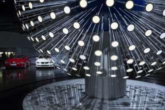 "OSRAM ""Dandelion"" in the BMW Museum (11/2012)"
