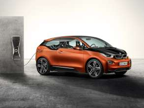 BMW i3 Concept Coupe (11/2012)