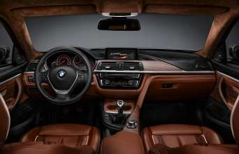 BMW Concept 4 Series Coupé Interior (11/2012)