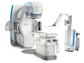 BMW Group DesignworksUSA uses future thinking to create Varian Edge, radiotherapy machine. (12/2012)