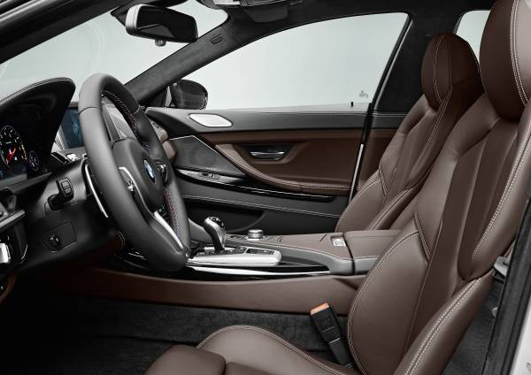 A Supreme Combination Of High Performance And Luxury The Bmw M6 Gran Coupe