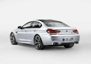 BMW M6 Gran Coupe Exterior. (12/2012)