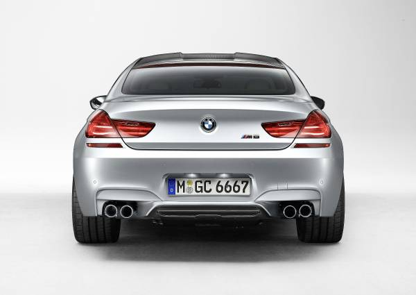 Introducing The All New Bmw M6 Gran Coupe