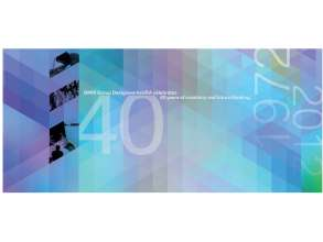 BMW Group DesignworksUSA celebrates 40 years into the future. (12/2012)