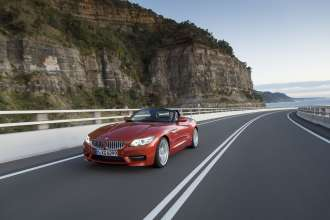 The new BMW Z4  (12/2012)