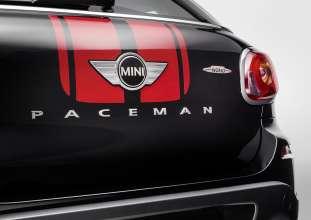 MINI John Cooper Works Paceman. (12/2012)