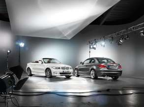 BMW 1 Series Convertible und BMW 1 Series Coupe (12/2012)