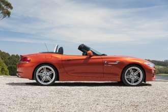 The new BMW Z4. (12/2012)