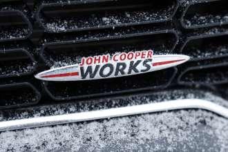 MINI John Cooper Works Countryman. (12/2012)