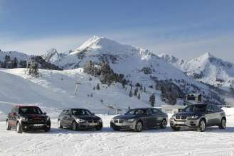 Snow Down 2012 - BMW Group Four-Wheel Drive Competency. (12/2012)