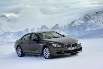 BMW 640i xDrive Gran Coupe. (12/2012)