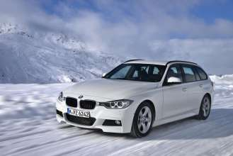BMW 320d xDrive Touring. (12/2012)