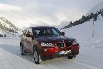 Der BMW X3. (12/2012)