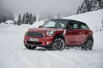 MINI Cooper D Paceman ALL4. (01/2013)