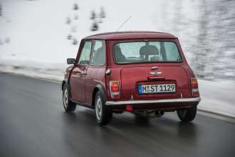 Classic Mini (Model Year 1997). (02/2013)