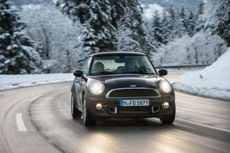 MINI Cooper S INSPIRED BY GOODWOOD (Model Year 2012). (02/2013)