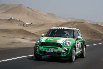 MINI Countryman. (01/2013)