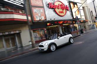 MINI Cooper S Convertible (USA) (01/2013)