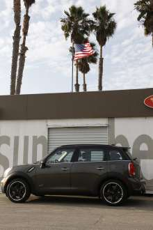 MINI Cooper S Countryman (USA) (01/2013)