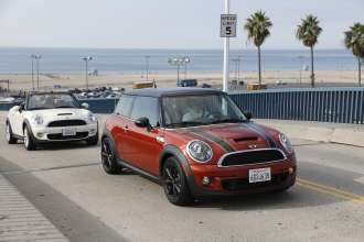 MINI Cooper S Convertible and MINI Cooper S (USA) (01/2013)