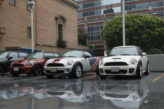 MINI Cooper S Countryman, MINI Cooper S, MINI Cooper S Roadster and MINI John Cooper Works (USA) (01/2013)