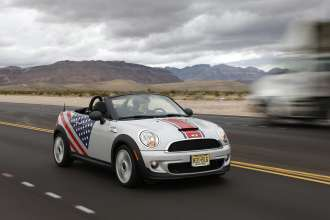 MINI Cooper S Roadster (USA) (01/2013)