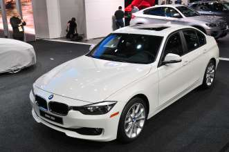 The New BMW 320i Sedan. (01/2013)