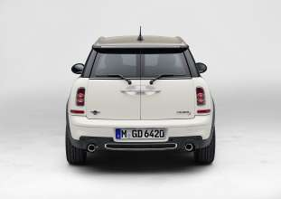 MINI Clubman Hyde Park (01/2013)