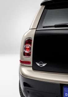 MINI Clubman Bond Street (01/2013)