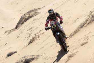 Barreda Dakar 2013 Stage 14