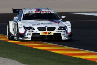 Valencia (ES) 23th January 2013. BMW Motorsport, Timo Glock (DE) on Martin Tomczyk`s BMW M Performance Parts M3 DTM. This image is copyright free for editorial use © BMW AG (01/2013).